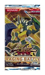Raging Battle Booster Pack (1st Edition)