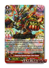 Conquering Supreme Dragon, Closer Dragon - G-FC04/011EN - GR