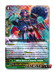 Witch Queen of Iniquity, Jeliddo - G-FC04/028EN - RRR