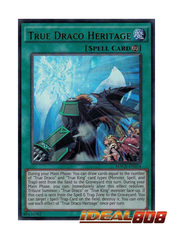 True Draco Heritage - MACR-EN054 - Ultra Rare - Unlimited Edition