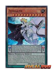 Zefraath - MACR-EN030 - Super Rare - Unlimited Edition