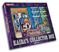 Yugioh Collector Set - Kaiba's Collector Box