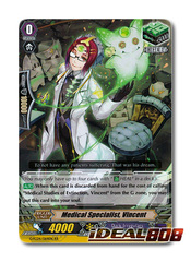 Medical Specialist, Vincent - G-FC04/064EN - RR
