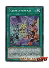 Bujintervention - LVAL-ENDE4 - Super Rare