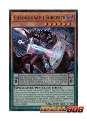 Chronograph Sorcerer - PEVO-EN002 - Ultra Rare - 1st Edition