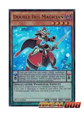 Double Iris Magician - PEVO-EN003 - Ultra Rare - 1st Edition