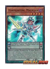 Harmonizing Magician - PEVO-EN010 - Ultra Rare - 1st Edition
