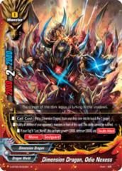 Dimension Dragon, Odio Nexess [S-BT06/0022EN R (Glossy)] English