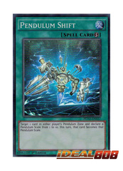 Pendulum Shift - PEVO-EN037 - Super Rare - 1st Edition