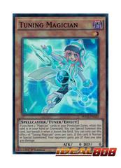 Tuning Magician - PEVO-EN020 - Super Rare - 1st Edition