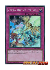 Zefra Divine Strike - PEVO-EN051 - Super Rare - 1st Edition
