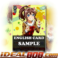 Starrin'PARTY, Saya Yamabuki [BD/W47-E026P PPR (Promo FOIL)] English