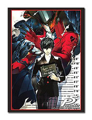 Persona 5 Part.2 Protagonist Vol.1268 HG Character Sleeves (60ct)