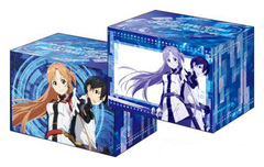 Sword Art Online Kirito & Asuna v2 Vol.183 Character Deck Box