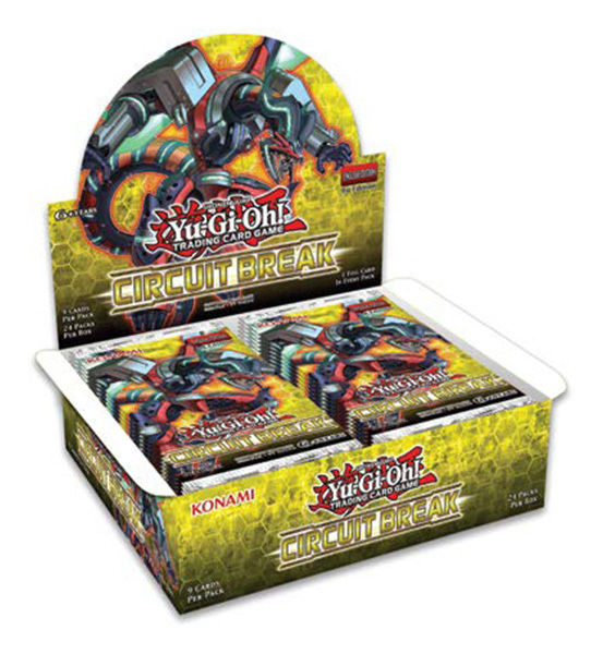 Circuit Break (1st Edition) Booster Box