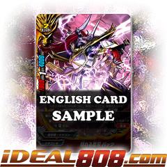 Wrathful Thunder Blade, Batzz [X-BT02/0009EN RR (FOIL)] English