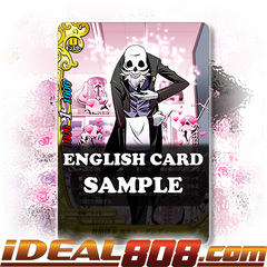 Skeletal Specimen, Skull Dandy [X-BT02/0030EN R (FOIL)] English