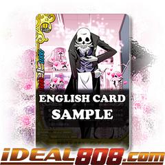 Skeletal Specimen, Skull Dandy [X-BT02/0030EN R] English