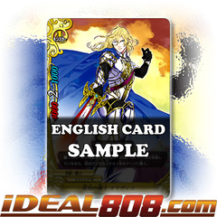 Wise Valor, Oliver [X-BT02/0054EN U (FOIL)] English