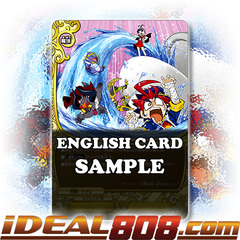 The Great Washing [X-BT02/0056EN U (FOIL)] English
