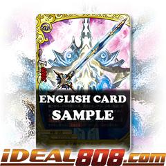 Regal Sword of the King, Joyeuse [X-BT02/0060EN U (FOIL)] English