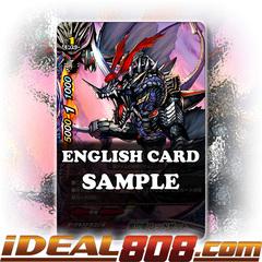 Black Crest Dragon, Redzett [X-BT02/0063EN U] English