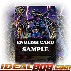 Black Crest Dragon, Double Snake [X-BT02/0094EN C (FOIL)] English