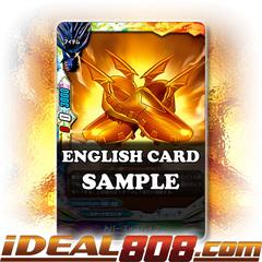 Topaz Spikes [X-BT02/0104EN C (FOIL)] English