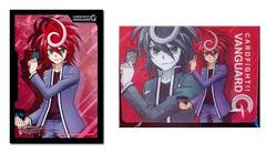 Bushiroad Cardfight!! Vanguard Supply Set - G-TD01 Chrono Shindo (includes Sleeves & Deck Box)