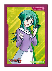 Bushiroad Cardfight!! Vanguard Sleeves (60ct) - G-TD03 Tokoha Anjou