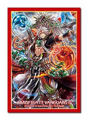 Bushiroad Cardfight!! Vanguard Sleeve Collection (70ct)Vol.261 State Affair Subjugation Deity, Kamususanoo