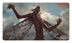 Magic the Gathering Hour of Devastation Playmat - The Locust God (#86577)