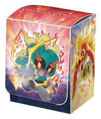Pokemon Sun & Moon - Deck Box - Marshadow ~Z-Power (includes Dividers) [#191416]