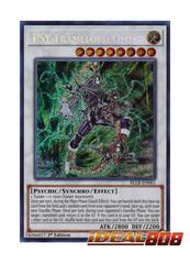 PSY-Framelord Omega - BLLR-EN061 - Secret Rare - 1st Edition