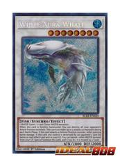 White Aura Whale - BLLR-EN020 - Secret Rare - 1st Edition