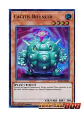 Cactus Bouncer - BLLR-EN049 - Ultra Rare - 1st Edition