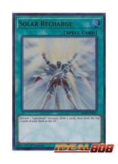 Solar Recharge - BLLR-EN045 - Ultra Rare - 1st Edition
