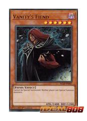 Vanity's Fiend - BLLR-EN047 - Ultra Rare - 1st Edition