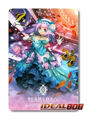 Bermuda Triangle - Clan Card - Chouchou Debut Stage, Tirua - G-CB05