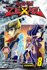 Yugioh Zexal, Vol. 8 - A Bond Between Us!! (Does NOT include Pormo Card)