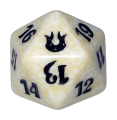 MTG Spindown 20 Life Counter - BNG Born of the Gods (White)