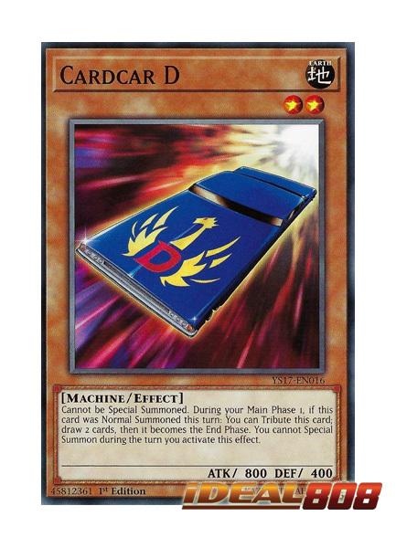 YS17-EN033 Call of the Haunted 1st Edition Mint YuGiOh Card kaartspellen