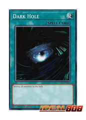 Dark Hole - YS17-EN023 - Common - 1st Edition
