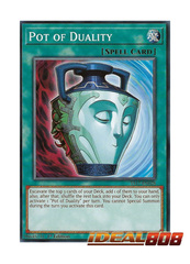 Pot of Duality - YS17-EN028 - Common - 1st Edition