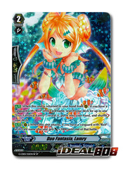 Duo Fantasia, Lamry (White) - G-CB05/S51EN-W - SP (Special Parallel Full Art)