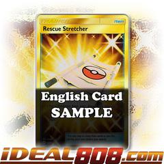 Rescue Stretcher - 165/147 - Secret Rare