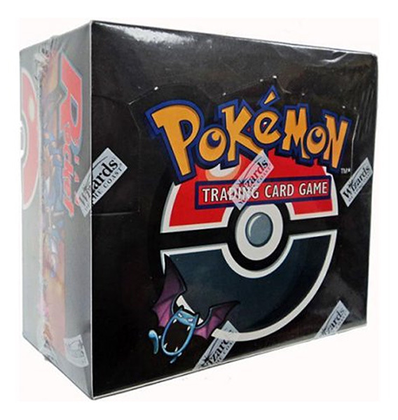 Team Rocket (1st Edition) Pokemon Booster Box