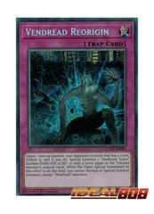 Vendread Reorigin - COTD-EN085 - Secret Rare - 1st Edition