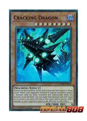 Cracking Dragon - COTD-EN014 - Super Rare - 1st Edition