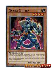 Gouki Suprex - COTD-EN010 - Rare - 1st Edition
